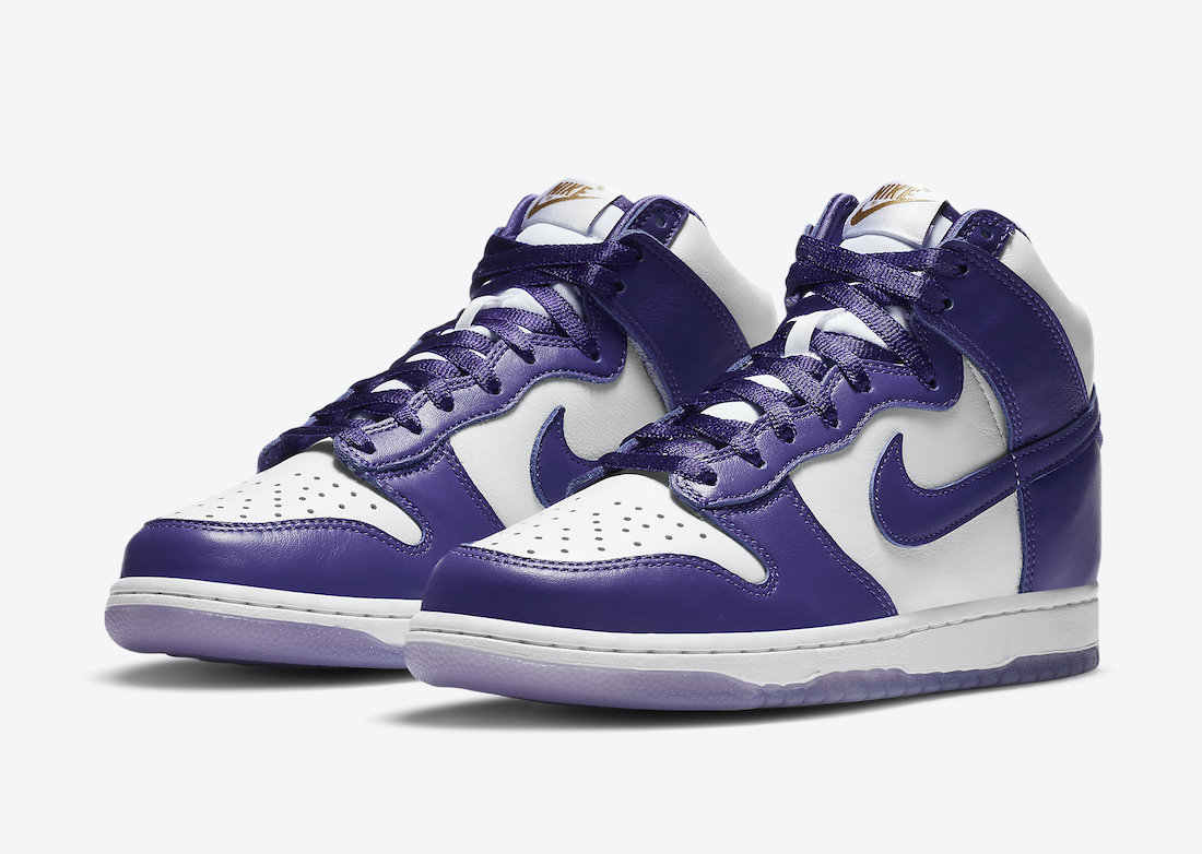 "High WMNS ""Varsity Purple"""