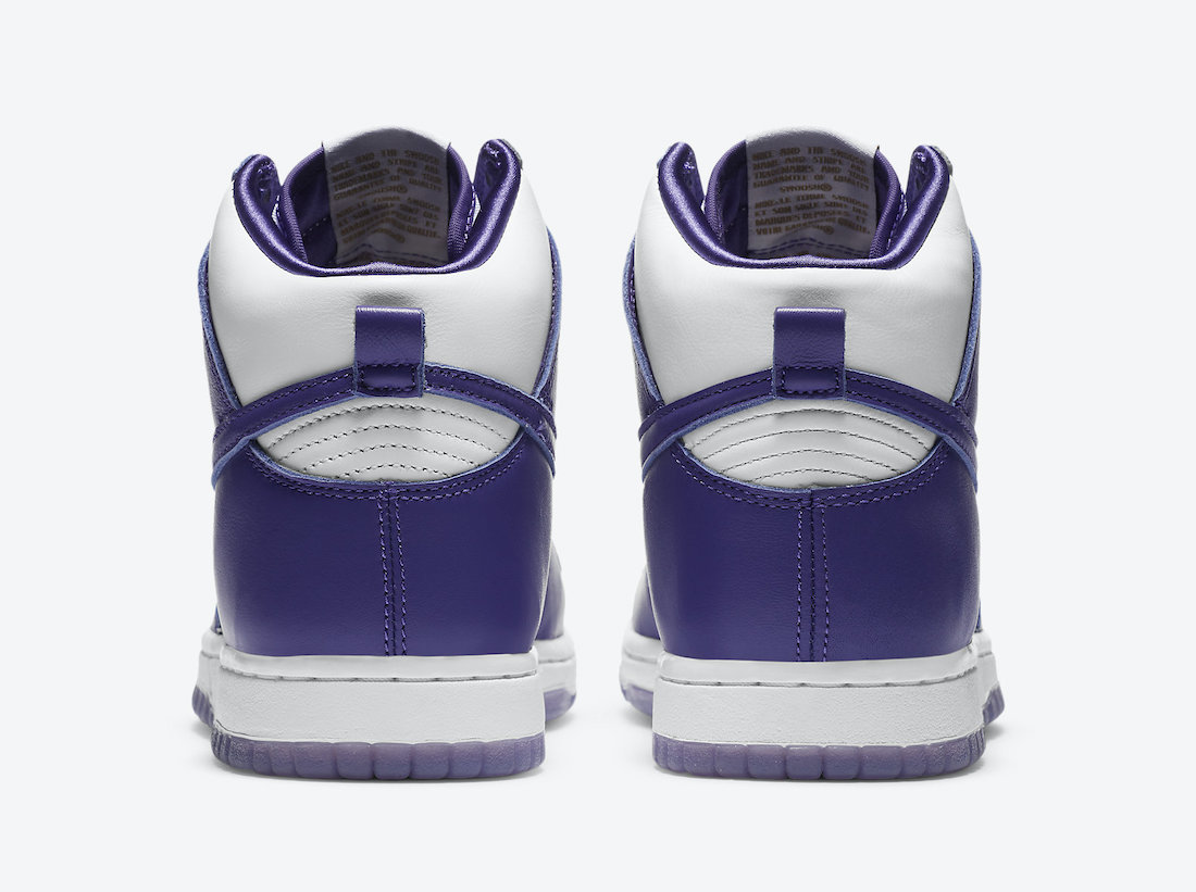 "Nike Dunk High WMNS ""Varsity Purple"""