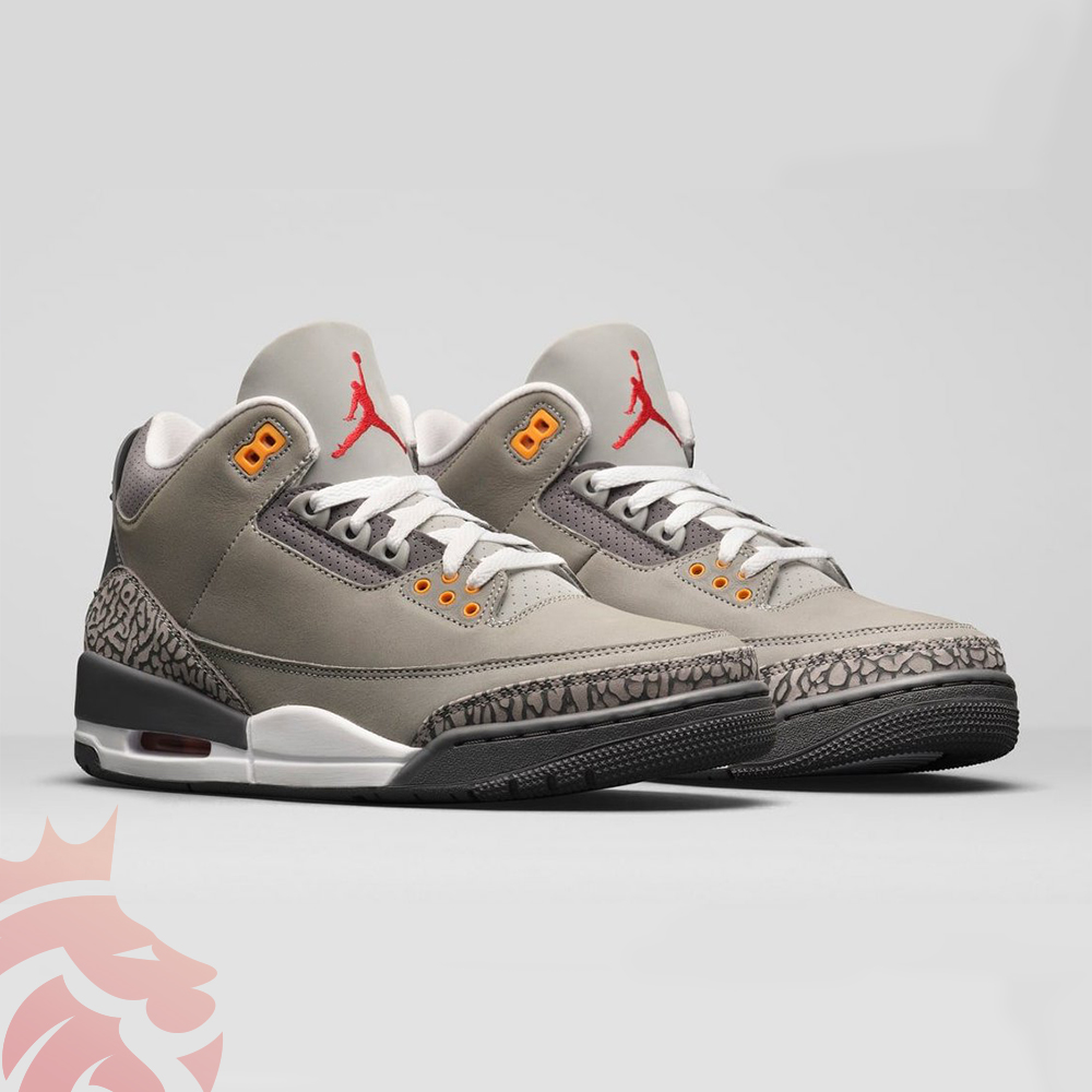 Air Jordan 3 Retro Cool Grey CT8532-012 Release Info YankeeKicks