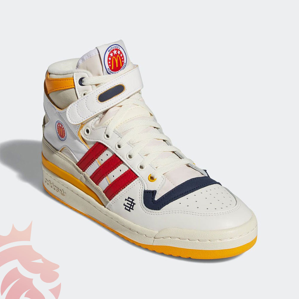Eric Emanuel adidas Forum '84 High McDonalds All-American Release Info