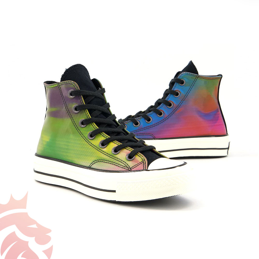 Converse All Star 70 Hi 1662408817 Lenticular/Black/Multi/White