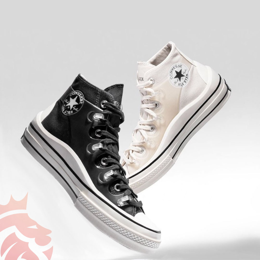 Kim Jones Converse Chuck 70 Black/Egret