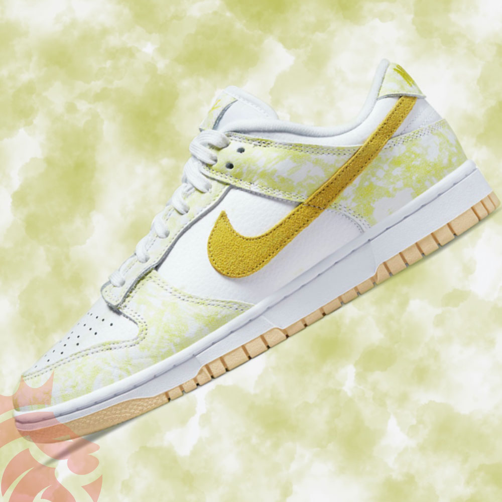 "Nike Dunk Low ""Yellow Strike"""