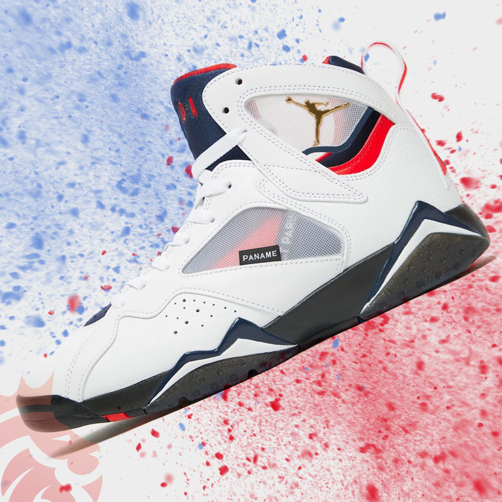 "Paris Saint-German Air Jordan 7 ""PSG"""
