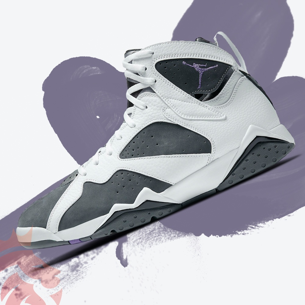 Air Jordan 7 Retro Flint