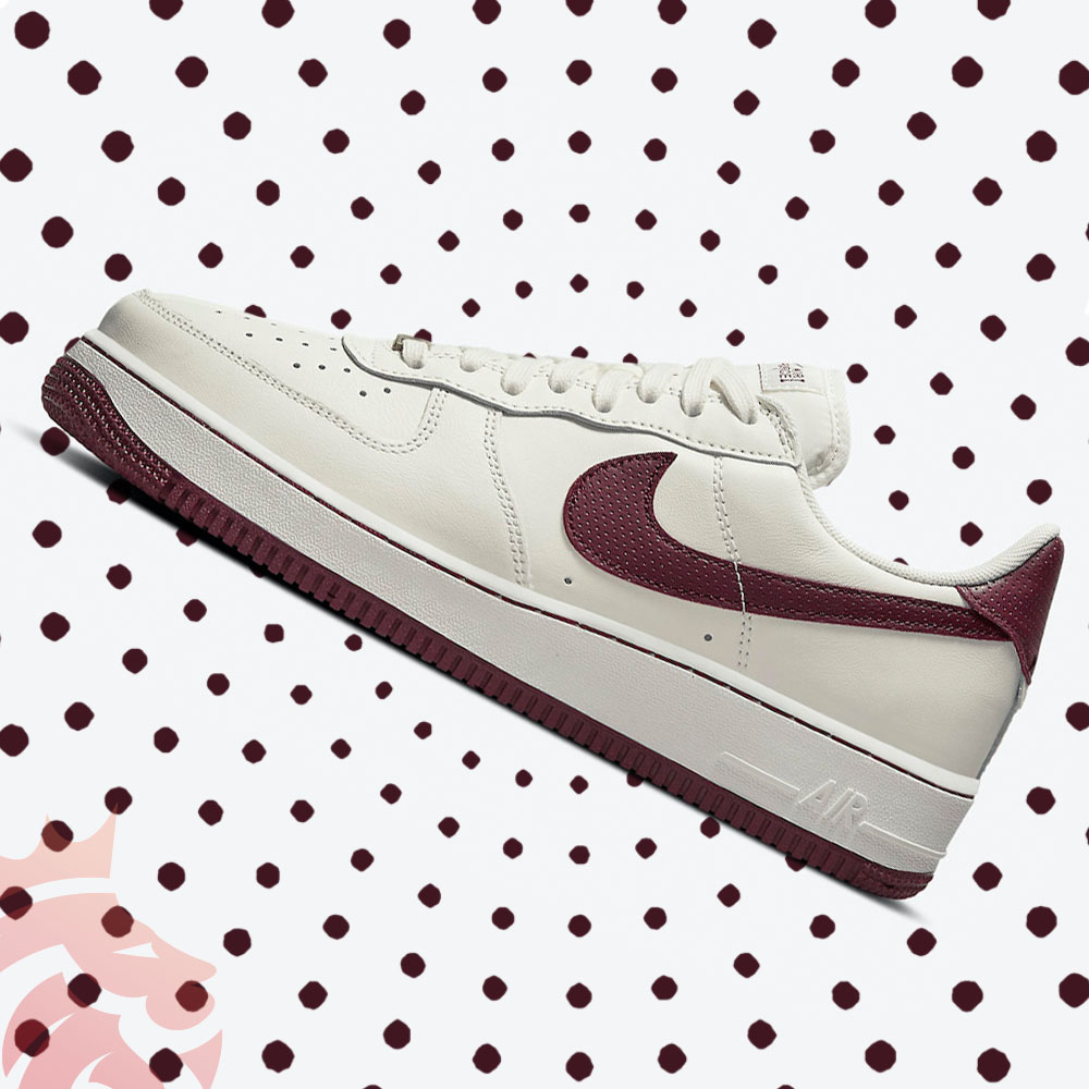 Nike Air Force 1 Craft Dark Beetroot